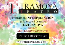 Curso de Teatro en Alicante
