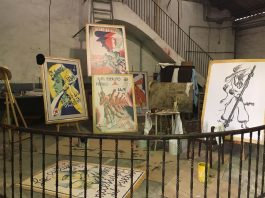Exposición Alicante ha caído en la Sala de Máquinas