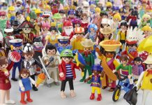 Exposición Playmobil San Vicente del Raspeig