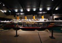 Exposición Titanic. The Reconstruction en Alicante