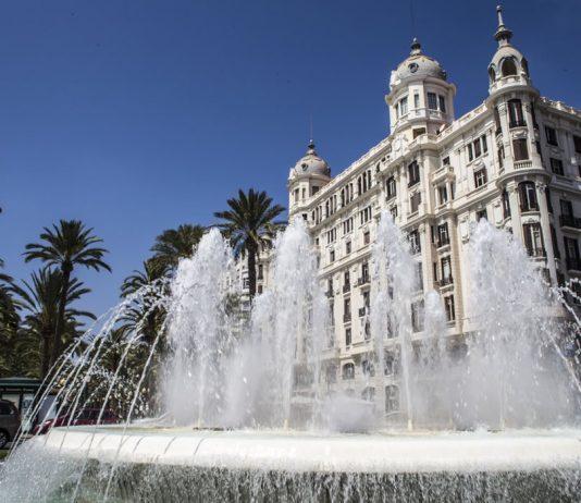 Fachadas emblemáticas de Alicante