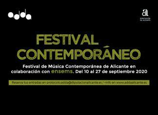 Festival Música Contemporánea Alicante 2020