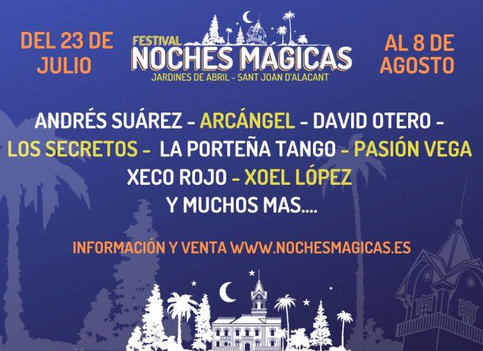 Festival Noches Mágicas 2020