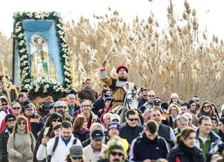 Fiestas Venida de la Virgen Elche