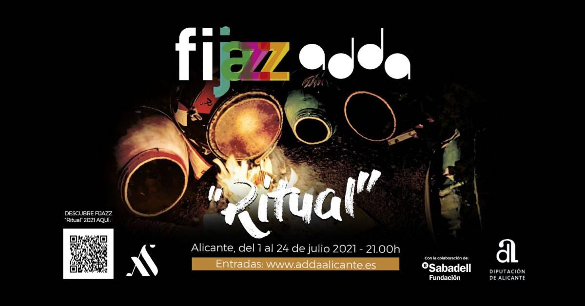 Fijazz 2021 ADDA Alicante