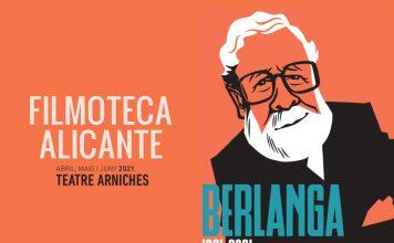 Filmoteca Alicante abril-junio 2021
