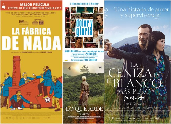 Filmoteca Alicante Teatre Arniches septiembre-diciembre 2020