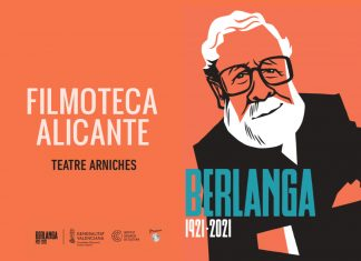 Filmoteca Alicante septiembre-diciembre 2021