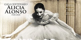 Gala Centenario Alicia Alonso Teatro Principal Alicante