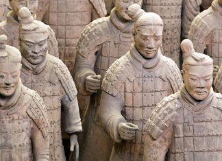 Guerreros de Xian en el MARQ