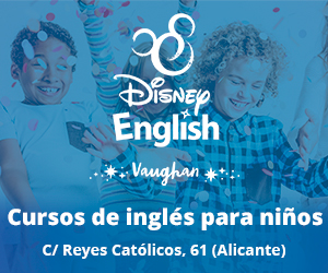 Vaughan Disney Alicante