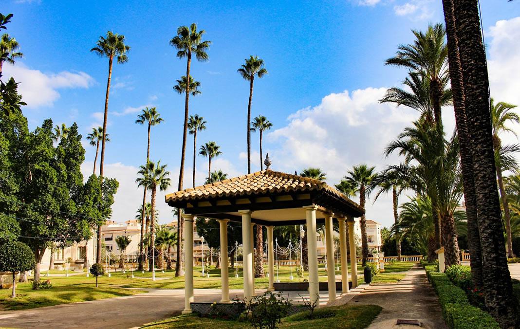 Jardín del Marqués de Fontalba Jacarilla