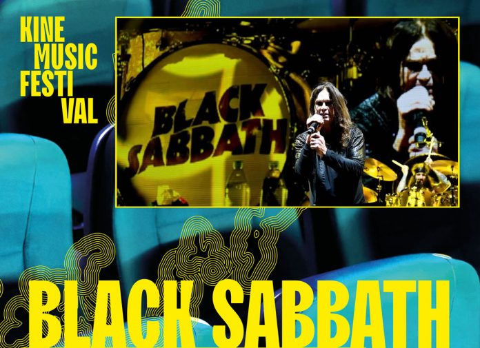 Kine Music Festival Black Sabbath
