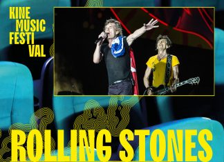Kine Music Festival The Rolling Stones