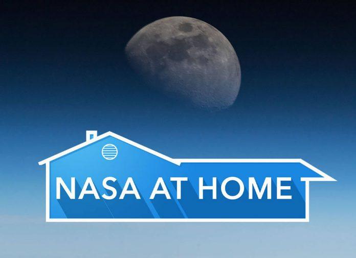La NASA en casa