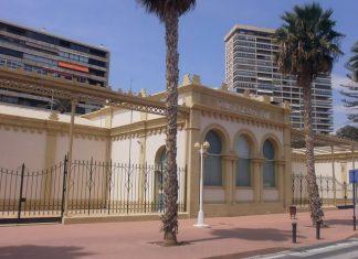 Sala de exposiciones Lonja del Pescado Alicante