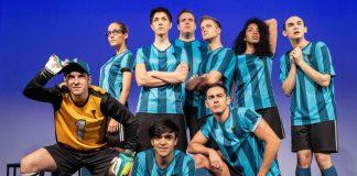Los Futbolísimos, el musical en el Teatro Principal de Alicante