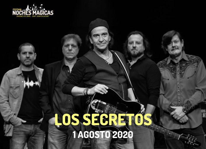 Los Secretos Festival Noches Mágicas 2020
