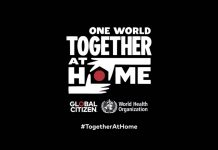 macroconcierto solidario One World Together at Home coronavirus