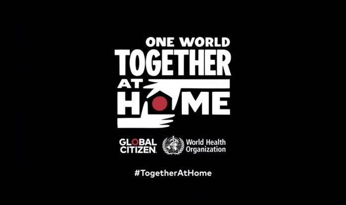 macroconcierto solidario One World Together at Home coronavirus