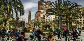 Alicante en bicicleta