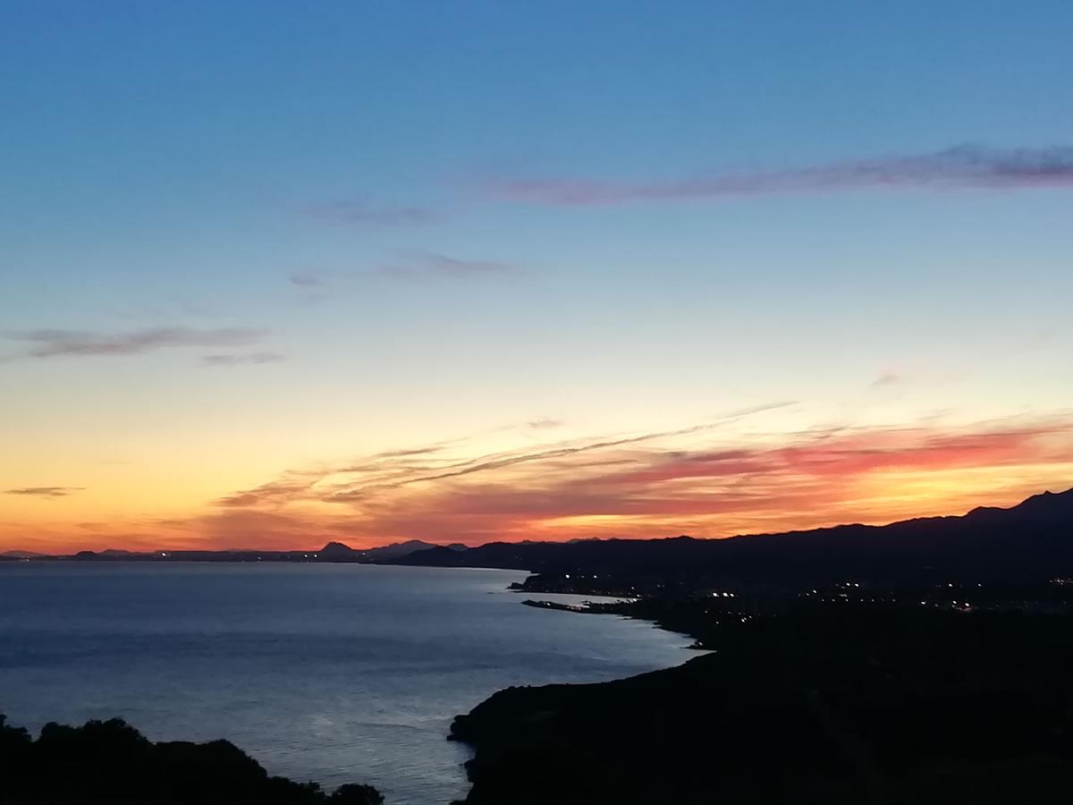 Miradas de Luna, rutas nocturnas espacios naturales Alicante