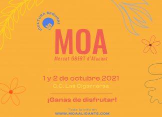 MOA Mercat Obert d'Alacant Las Cigarreras