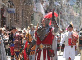 Fiestas de Moros y Cristianos en la Provincia de Alicante