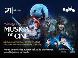 Música de Cine en el ADDA