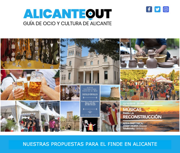 Newsletter AlicanteOut