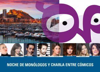 Noche de monólogos en la Universidad de Alicante
