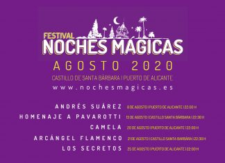 Festival Noches Mágicas 2020