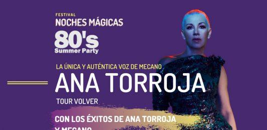 Ana Torroja Noches Mágicas 2020