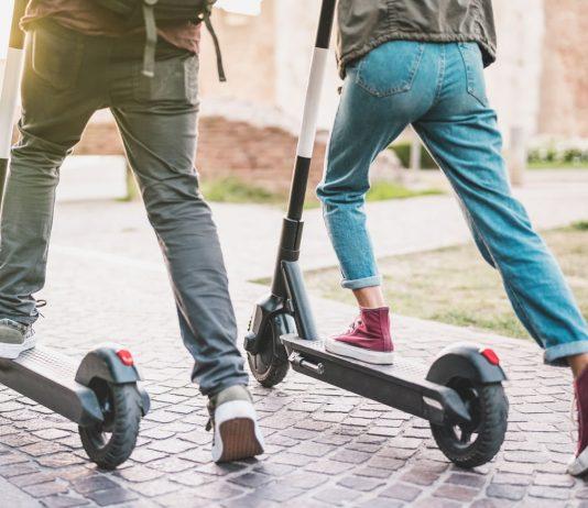 Normativa uso patinete eléctrico en Alicante