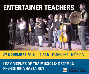 The Entertainers Teachers en la UA