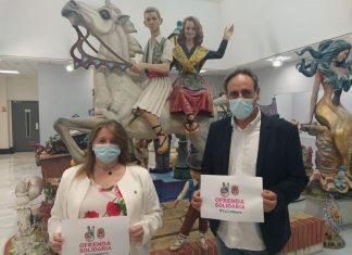 Ofrenda Solidaria alimentos Alicante