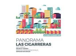 Panorama Las Cigarreras octubre-diciembre 2019