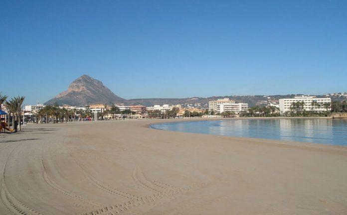 Playa El Arenal Jávea