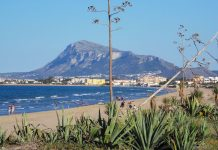 Playa Les Marines Denia