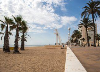 Las playas de Alicante abiertas al baño el 1 de junio