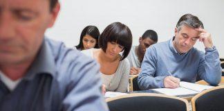 Preparación acceso a la universidad para mayores de 25 años en Alicante