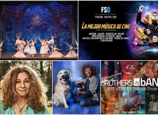 Programación Auditorio de Torrevieja Octubre 2019