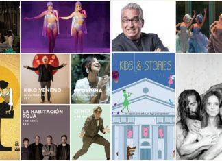 Programación Teatro Principal Alicante febrero-junio 2020