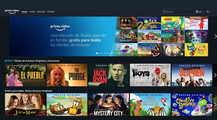 Prueba gratuita Amazon Prime Video cuarentena