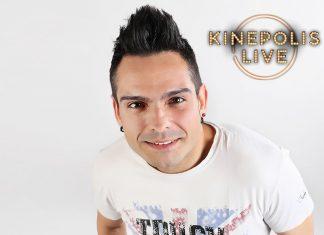 Raúl Antón Regreso al pasado Kinépolis Live
