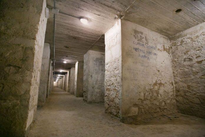 Refugios antiaéreos de Alicante