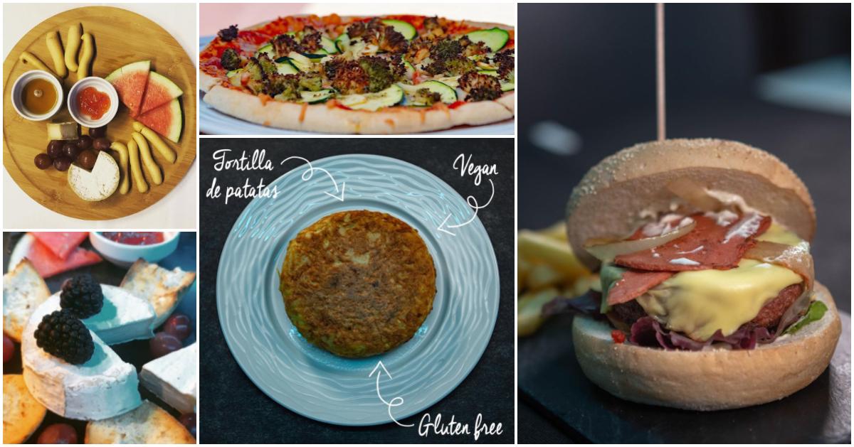Restaurante Xaloc comida vegana y sin gluten