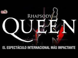 Rhapsody of Queen en el Teatro Principal