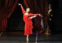 Ballet de Moscú Romeo y Julieta