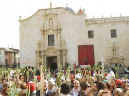 La romería a la Santa Faz aplazada por el coronavirus